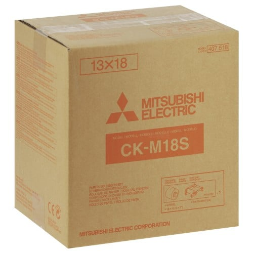 pour CP-M15E - 400 impressions 13x18 (en 1 seul rouleau)