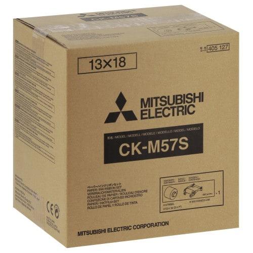pour CP-M1E - papier 9x13 / 13x13 / 13x18