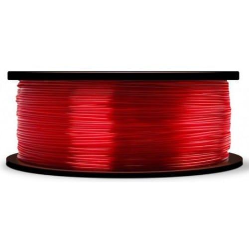 Filament imprimante 3D MAKERBOT Large Translucent Red (Rouge translucide)