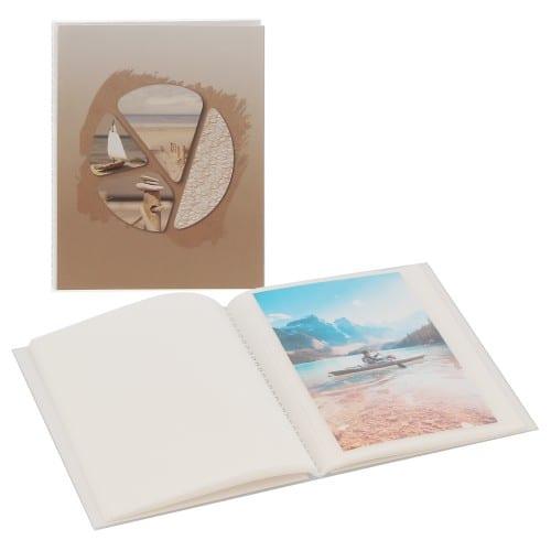 souple série Lagune - Pochettes 24 photos 11,5x15cm