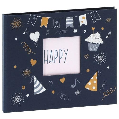 Panodia Feliz Album Trad. 1 fenêtre 60P 120V Confettis