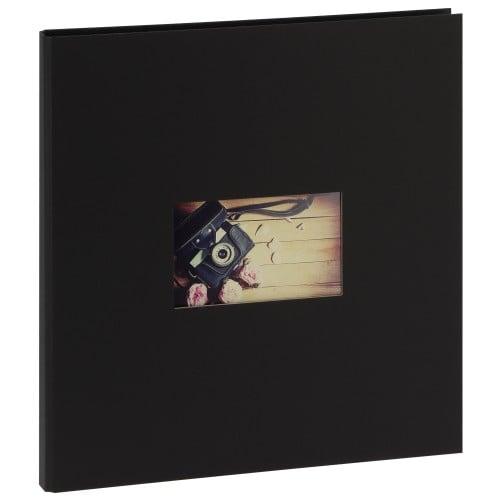 Panodia Studio Album Trad. 1 fenêtre 60P 300V Noir
