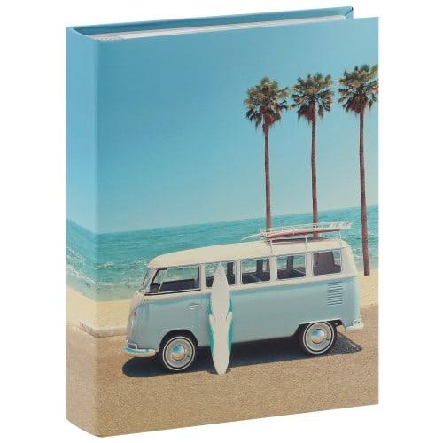 pochettes avec mémo Good spot - 100 pages blanches - 200 photos - Couv. Multicolore 19x25cm + poche CD+négatifs