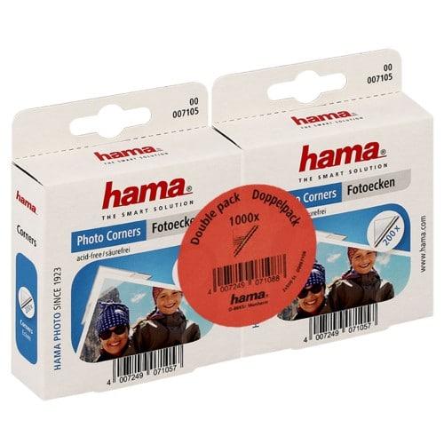 Hama Distributeur de coins photo 2 x 500 coins Offre spéciale
