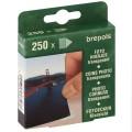 BREPOLS - Coins photo - Transparents - Boîte de 250