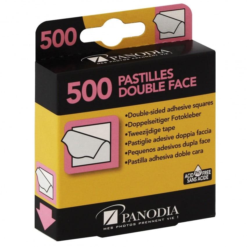Pastilles double face PANODIA Boite de 500