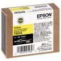 EPSON - Cartouche d'encre traceur SC-P800 - Jaune - 80ml - T8504