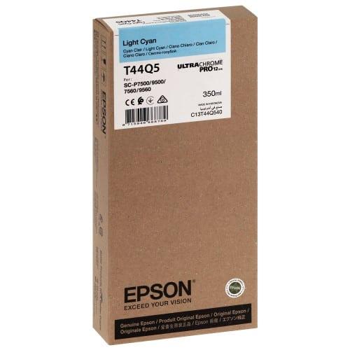 T44Q5 Pour imprimante SC-P7500/9500 UltraChrome PRO Light Cyan - 350ml
