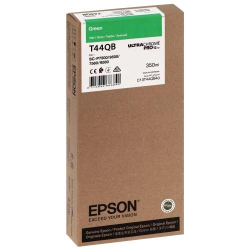 T44QB Pour imprimante SC-P7500/9500 UltraChrome PRO Vert - 350ml