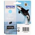 EPSON - Cartouche d'encre traceur SC-P600 - Cyan clair - 25,9ml - T7605