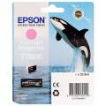 EPSON - Cartouche d'encre traceur SC-P600 - Vivid magenta clair - 25,9ml - T7606