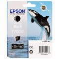 EPSON - Cartouche d'encre traceur SC-P600 - Noir Mat - 25,9ml - T7608