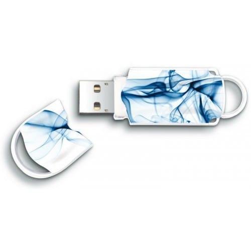 """Clé USB 2.0 INTEGRAL Xpression """"Wave"""" - 8 GB"""