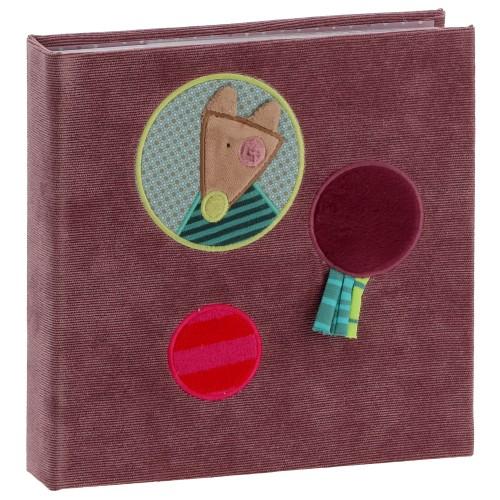 Album photo PANODIA série MOULIN ROTY 120 photos 10x15cm - Pochettes 6 Pages illustrées - Couverture textile Boîte cadeau (Les J