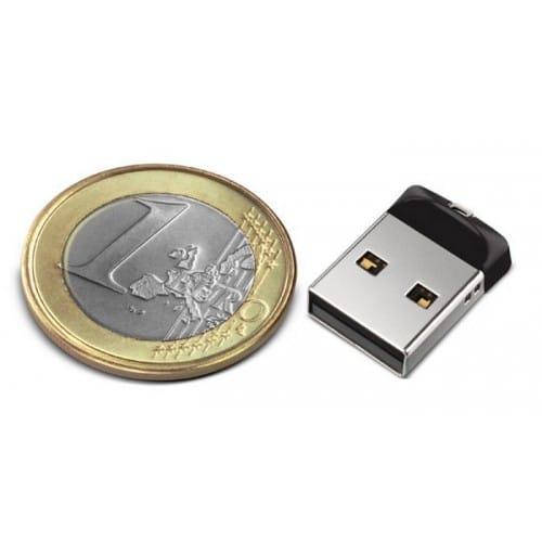 Clé USB 2.0 SANDISK Cruzer Fit 16 GB