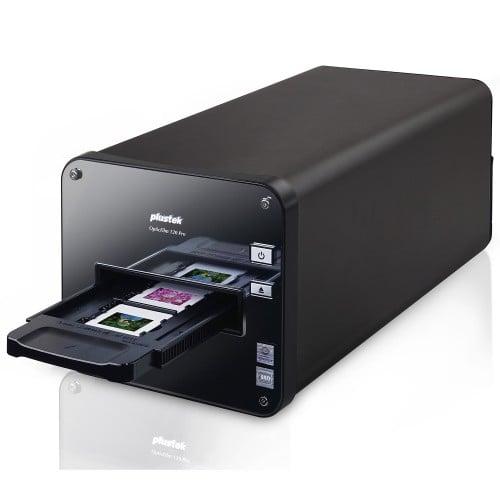 OpticFilm 120 Pro - Format 60x120 mm - Diapos / Films / Négatifs - Résolution optique 5300 dpi + Silverfast Ai Studio 8