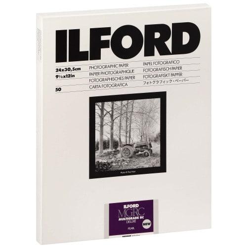 Ilford MG V RC 44M  (50f) () *