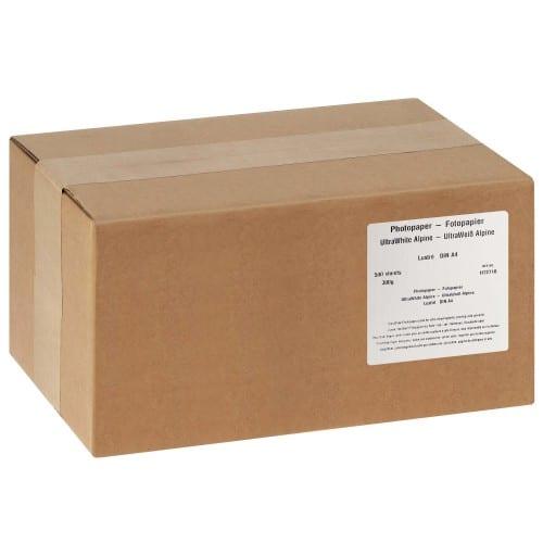 Papier jet d'encre MB TECH MB TECH Pro Photo et Fine Art lustré 300g - A4 - 500 feuilles