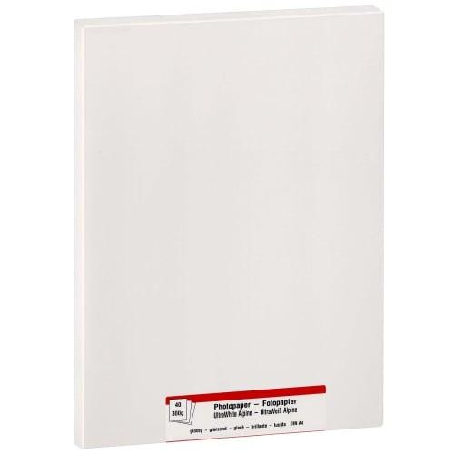 Papier jet d'encre MB TECH MB TECH Pro Photo et Fine Art brillant 300g - A4 - 40 feuilles