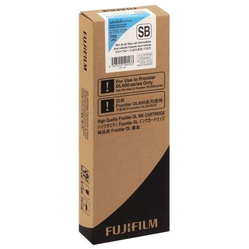 Cartouche d'encre FUJI FUJIFILM Cartouche encre bleu ciel pour DL650 700ml