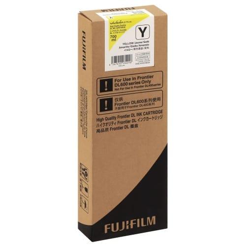 Cartouche d'encre FUJI FUJIFILM Cartouche encre jaune pour DL600 / DL650  700ml