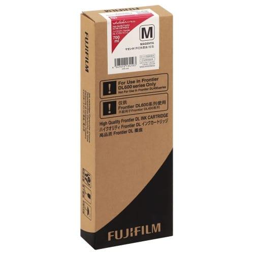 Cartouche d'encre FUJI FUJIFILM Cartouche encre magenta pour DL600 / DL650 700ml