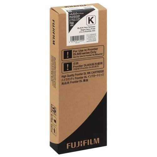 Cartouche d'encre FUJI FUJIFILM Cartouche encre noir pour DL600 / DL650 700ml