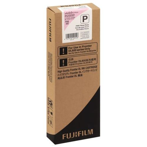 Cartouche d'encre FUJI FUJIFILM Cartouche encre rose pour DL650 700ml