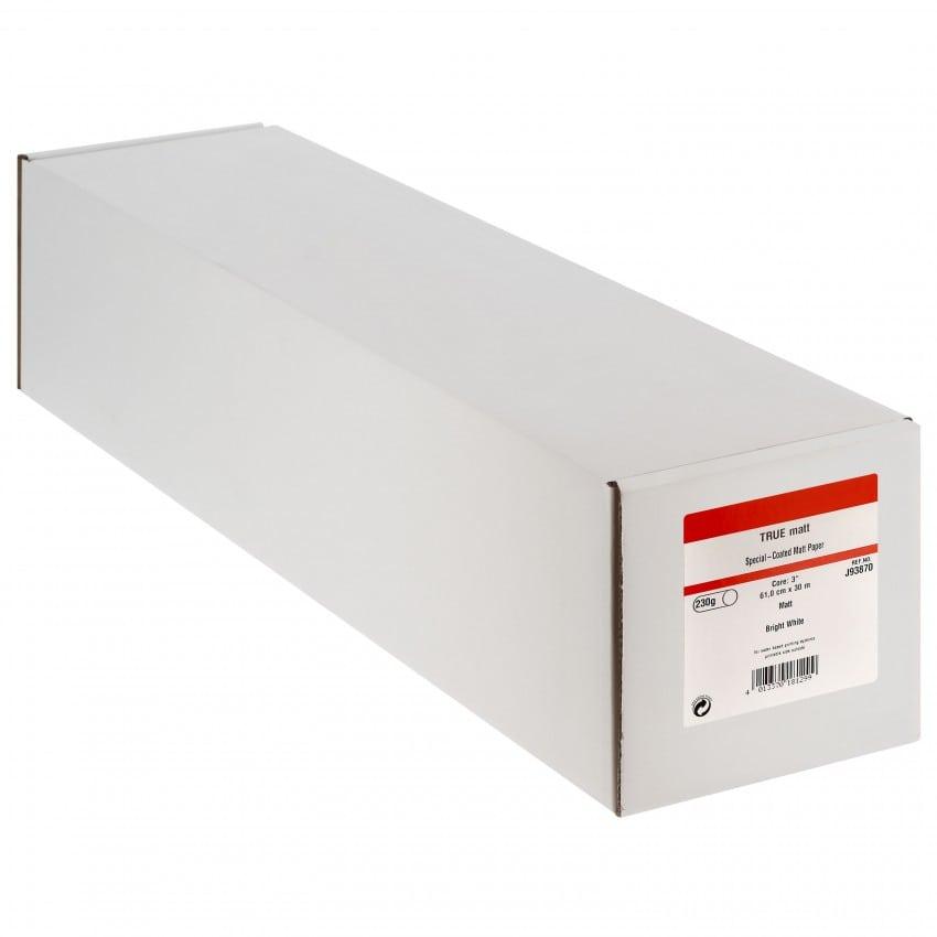 """Papier jet d'encre MB TECH Pro Photo et Fine Art mat Fibre 230g - 24"""" (61cm) - 30m"""