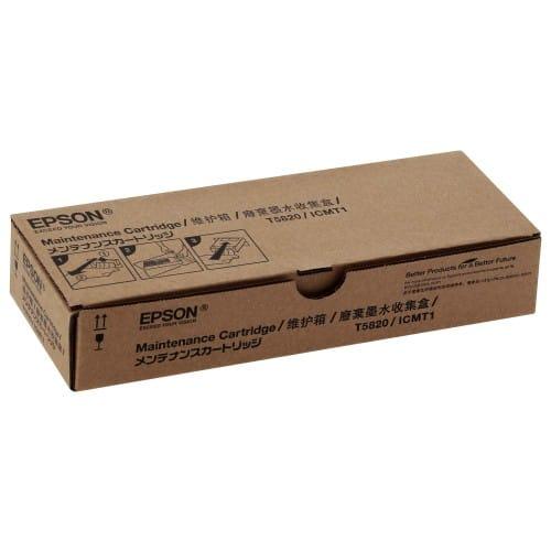 Bloc récupérateur d'encre EPSON pour imprimantes SC-P800, Stylus Pro 3800/3880, SureLab D7/D700 - C13T582000