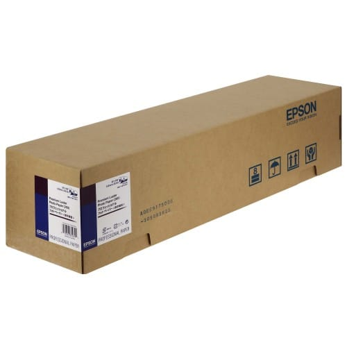 """Papier jet d'encre EPSON Photo Premium lustré 260g - 24"""" (61cm) - 30,5m"""