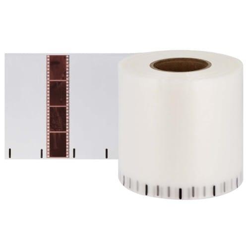 Sleever MB TECH Opaque 135/4 Noir - Pas de 50mm - Rouleau de 300m