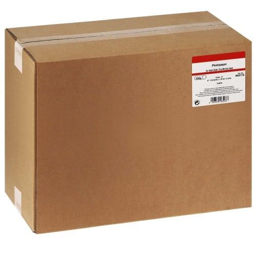 Papier jet d'encre MB TECH Papier lustré pour FUJI DL410 / DL430 / DL450 - 152mm x 101m - 250g - 4 rouleaux