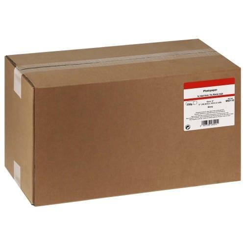 Papier jet d'encre MB TECH Papier brillant pour FUJI DL410 / DL430 / DL450 - 102mm x 101m - 250g - 4 rouleaux