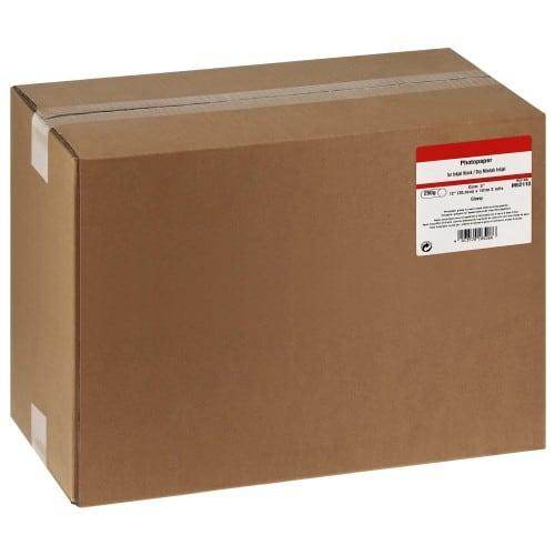 Papier jet d'encre MB TECH Papier brillant pour FUJI DL410 / DL430 / DL450 - 305mm x 101m - 250g - 2 rouleaux