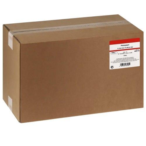 Papier jet d'encre MB TECH Papier brillant pour FUJI DL410 / DL430 / DL450 - 254mm x 101m - 250g - 2 rouleaux