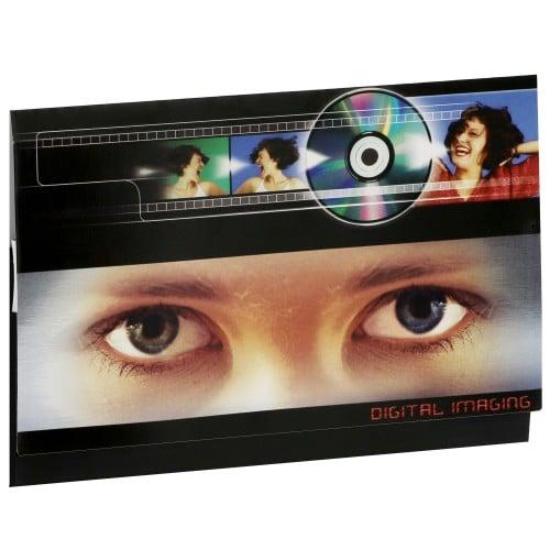 Pochette de livraison MB TECH Combi 10x15 Gamme DIGITAL IMAGING Carton de 400 (à soufflet et avec porte-négatifs)