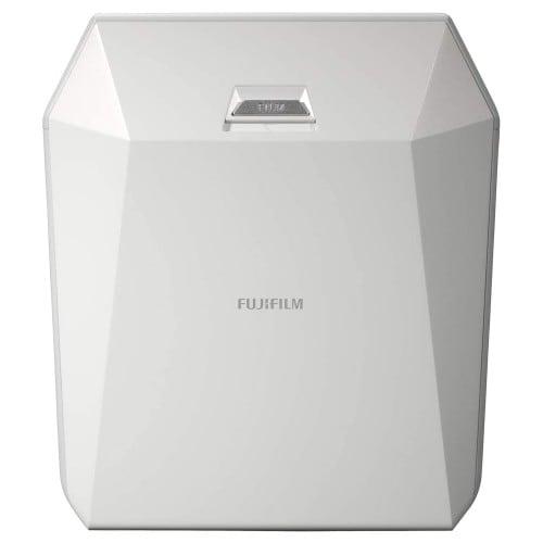 FUJI - Imprimante photo instantanée Instax Share SP3 Blanche pour Smartphones - Tirages 6,2x6,2cm - Impression Wifi direct Smartphone