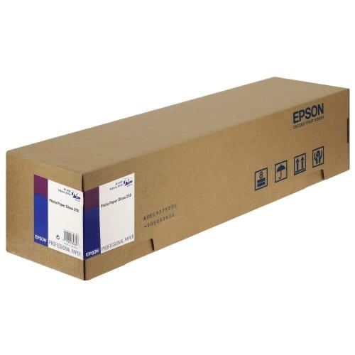 """Papier jet d'encre EPSON Photo Premium glacé 248g - 24"""" (61cm) - 30,5m"""
