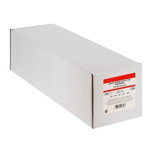 """Toile canvas jet d'encre MB TECH Pro Canvas blanc mat 340g - 17"""" (43,2cm) - 15m"""