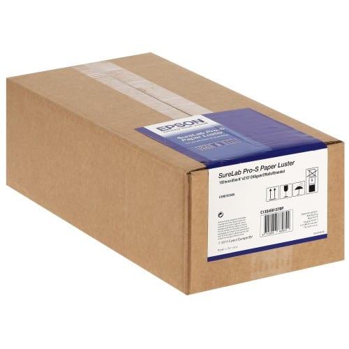 SureLab Pro-S papier lustré 10,2cmx65m BP pour D700/D7 - 2 rouleaux