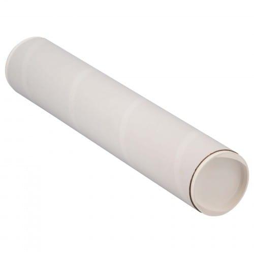 Boîtier carton pour poster MB TECH Longueur 63cm / Diamètre 8,9cm