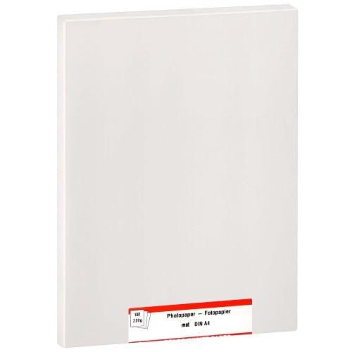 Papier jet d'encre MB TECH MB TECH Pro Photo et Fine Art A4 mat double-face 230g - A4 - 100 feuilles