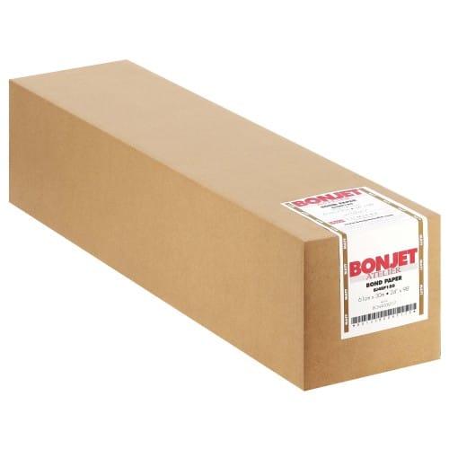 """Papier jet d'encre BONJET couché mat 180g - 24"""" (61cm) - 30m"""