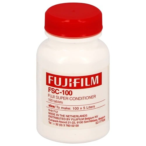 Anti-algue FUJI FSC (1 flacon de 100 pastilles : pour 100 x 5L)
