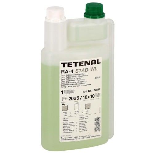 Tétenal Ergoline RA-4 Stab-WL (10x10L/20x5L)