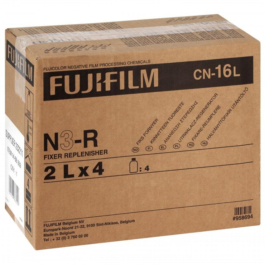 CN-16L FUJI Fixateur N3-R (4 bidons de 2L : pour 4x2L)