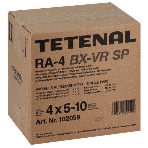 Tétenal RA-4 BX-VR SP (4x 4 à 10L)