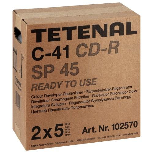 Tétenal C-41 CD-R SP 45 (2x5L Prêt à l''emploi)