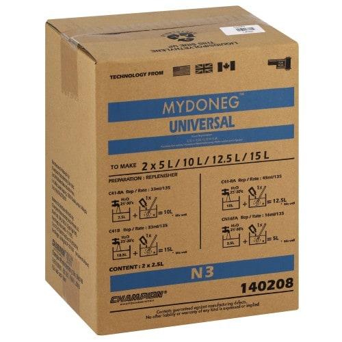 C-41 RA CHAMPION Entretien Fixateur N3 (2x2,5L : pour 2x5L ou 2x10L) 140208 MYDONEG